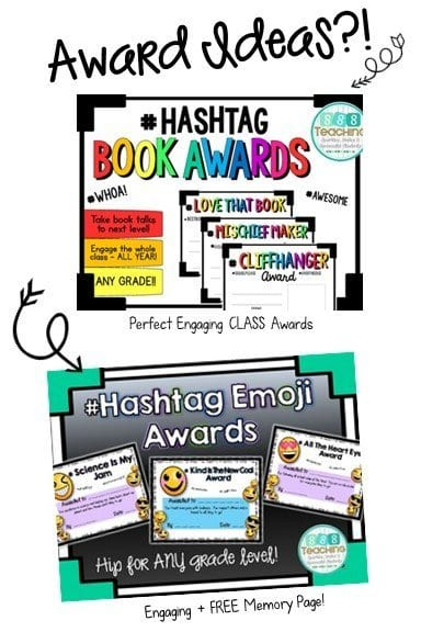 Award Ideas